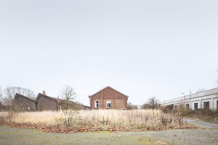 De nieuwe festivallocatie van HORST diende vroeger als militaire site. Beeld Jeroen Verrecht