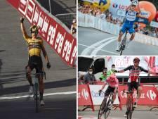 De Wout Van Aert à Remco Evenepoel: les coureurs belges qui ont fait 2020