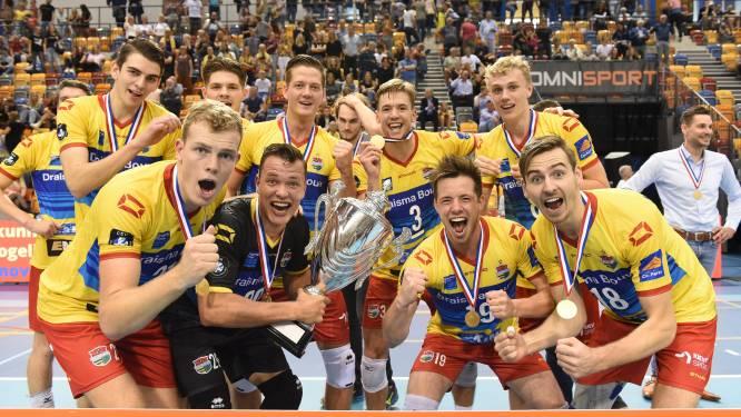 Verjongd Dynamo slaagt voor eerste examen met winnen van Supercup
