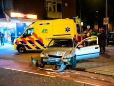 Mogelijk beschonken bestuurder zwaargewond bij auto-ongeluk op de Slinge