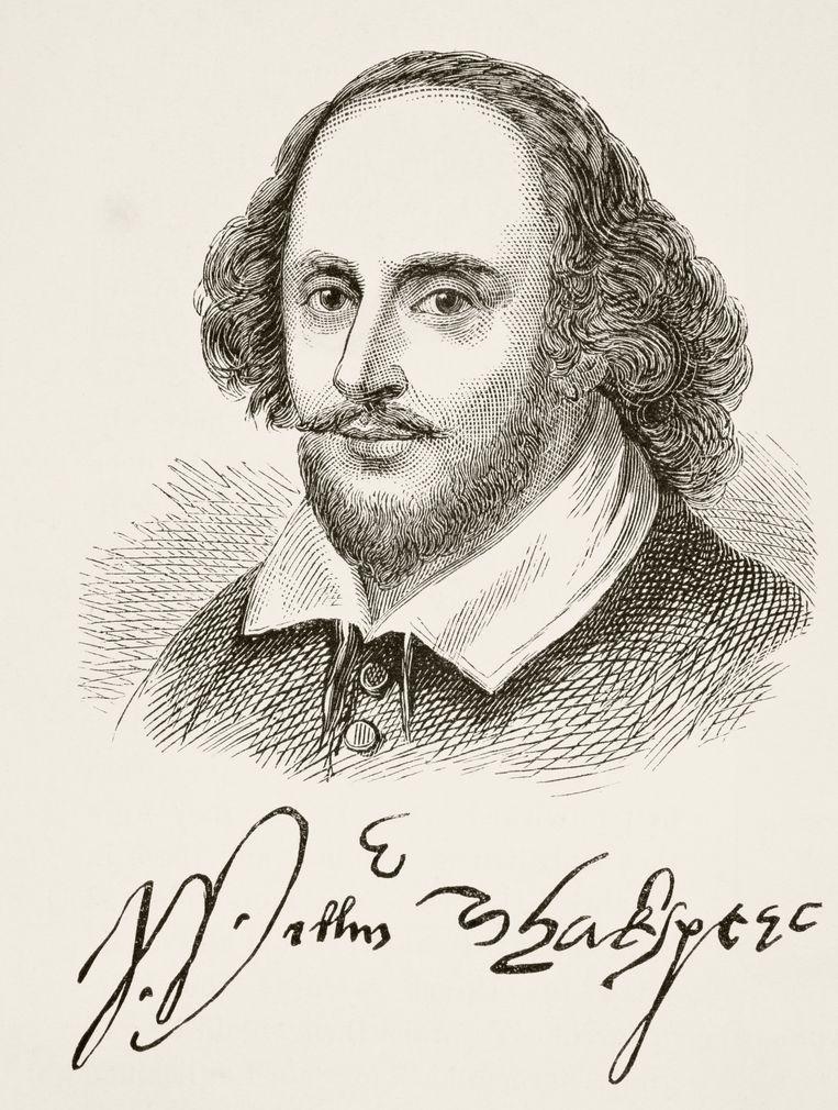 William Shakespeare. Beeld © Classic Vision