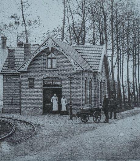 Voormalig tramstationnetje Noordgouwe te koop