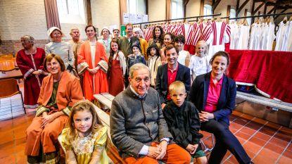 Brugges schoonste dag viert 10 jaar werelderfgoed: Nooit zoveel kostuums vernieuwd als nu voor Bloedprocessie