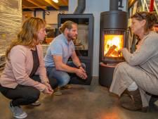 Hoge gasprijs zorgt voor grote vraag naar houtkachels: 'Het geeft de doorslag bij twijfel'