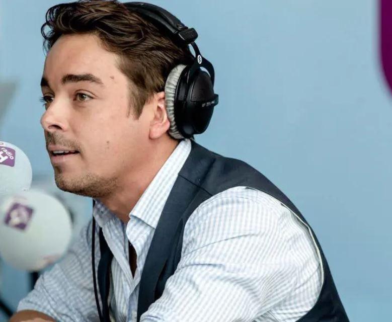 Christiaan Kuyvenhoven presenteerde tot de zomer op Radio 4.