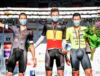 """Guillaume Seye is Belgisch kampioen tegen de klok: """"Dit maakt me immens gelukkig"""""""