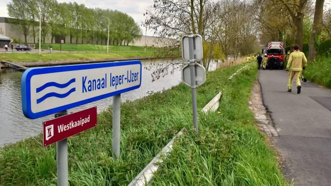 Bejaarde man (88) levenloos aangetroffen in kanaal Ieper-IJzer