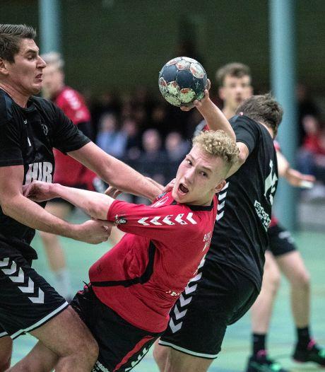 Handballers Artemis'15 gepromoveerd naar eerste divisie