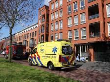 Waterlekkage in woning Haagse Weidevogelstraat, bewoners mogelijk kort onder stroom gestaan