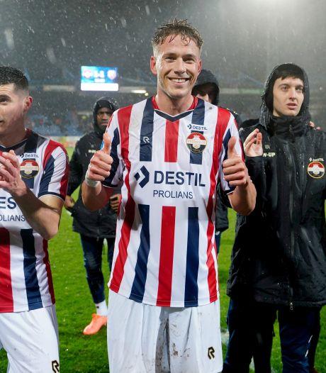 Willem II kan vijfde plek bij ECV echt verzilveren: hogere plek op tv-ranglijst lonkt