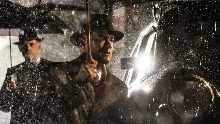 Scott Shepherd en Tom Hanks in Bridge of Spies van Steven Spielberg. Beeld