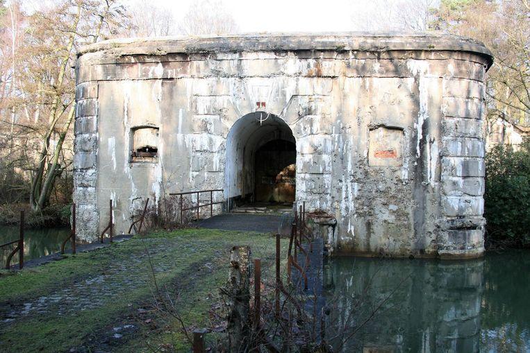 Natuurpunt wil van Fort van Ertbrand een belangrijke overwinteringplaats maken voor vleermuizen.