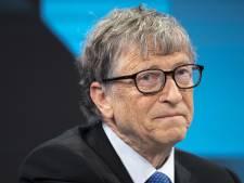 """Bill Gates regrette d'avoir côtoyé Jeffrey Epstein: """"Une énorme erreur"""""""