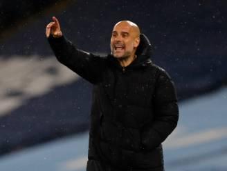 """Emotionele Guardiola na kwalificatie: """"Ik wil Kompany en co bedanken om ons naar een hoger te niveau te stuwen"""""""