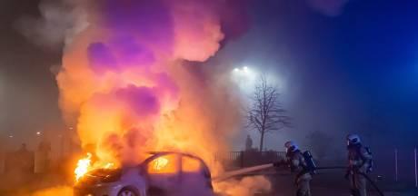Nieuwjaarsnacht in Utrecht: 38 arrestaties, hulpverleners bekogeld in Vianen, Utrecht, Zeist en De Bilt
