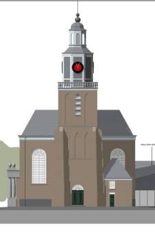 Gemeenschap wil Oude Kerk uitbreiden met bijgebouw
