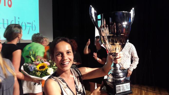 Rachel van Opstal (Het Kasteel, Breda) wint Leraar van het Jaar-verkiezing.