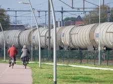 Steeds luider protest tegen plannen voor meer goederentreinen traject Boxtel-Meteren:'Wij horen geen heldere uitleg'