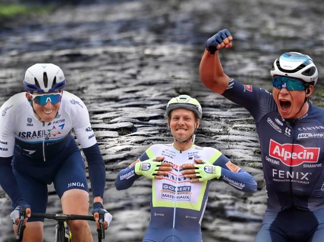 Twee mannen in bloedvorm, twee vraagtekens en één afscheidnemende landgenoot: vijf niet-WK-gangers om naar uit te kijken in Parijs-Roubaix