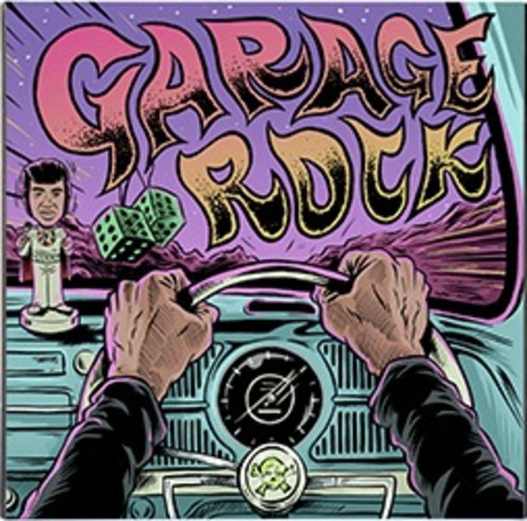 'Garage Rock' is verschenen bij Waft Publishing. Beeld rv