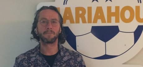 Mariahoutse coach Wilko Verhoeven blijft bij Mariahout