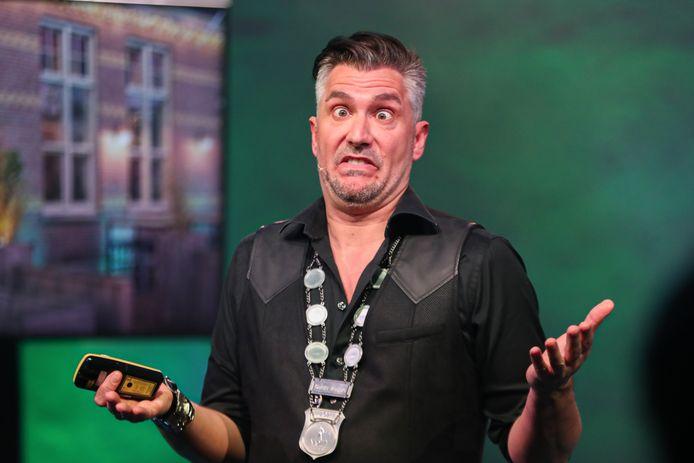 Guido Weijers begreep niets van het aanvankelijke verbod op het theaterterras.