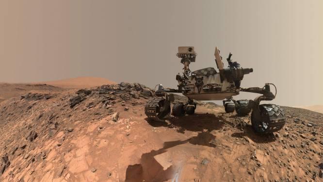 """Topwetenschapper NASA: """"We staan dicht bij ontdekking van leven op Mars, maar de wereld is er niet klaar voor"""""""
