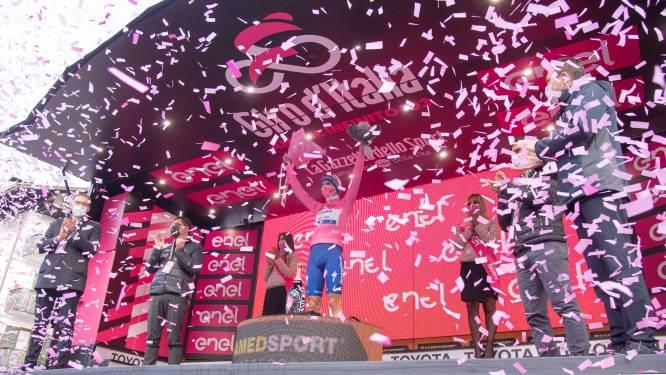 Giro lijkt Milaan 'gewoon' te gaan halen: nul renners besmet bij nieuwe testronde