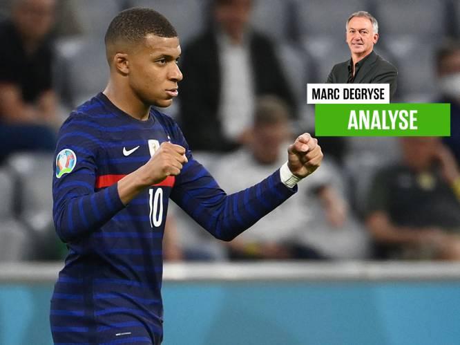 """Marc Degryse krijgt het koud noch warm van de Fransen: """"Mag het wat meer zijn?"""""""