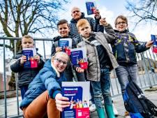 Met sluiting bedreigde school in Apeldoorn: actievoerende ouders mogen toch weer hopen