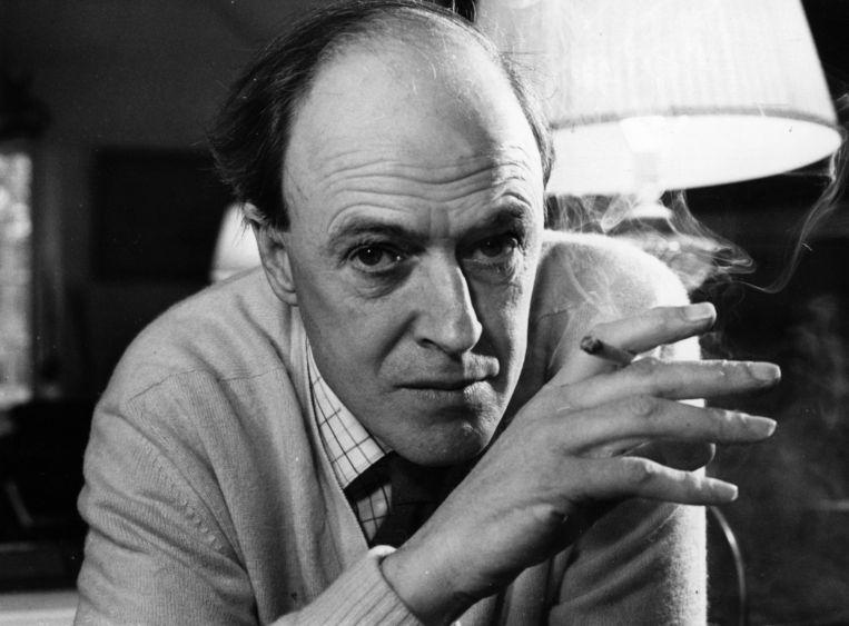 Roald Dahl (1916 - 1995). Beeld Getty Images
