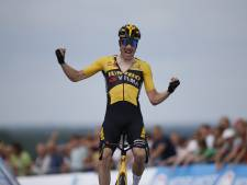 Timo Roosen stoot Mathieu van der Poel van troon na spectaculair NK