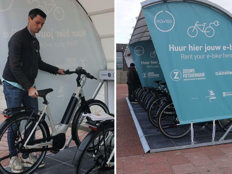 Op deze vier plaatsen in Sluis kun je vanaf nu e-bikes huren