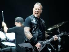 Metallica al 500 weken met album in Amerikaanse hitlijst