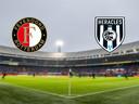 Feyenoord - Heracles.