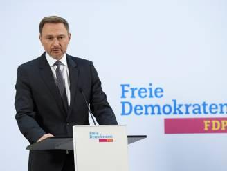 Drie partijen beginnen overleg over Duitse regeringscoalitie