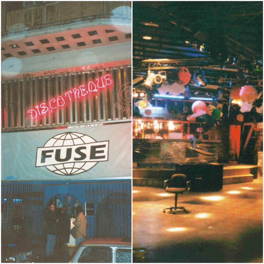Enkele archiefbeelden van de Fuse in de jaren 1990.