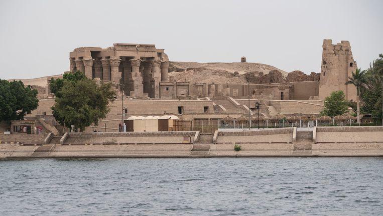 De Egyptische stad Luxor, startpunt van vele Nijlcruises.