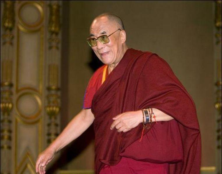 Dalai Lama. Beeld UNKNOWN