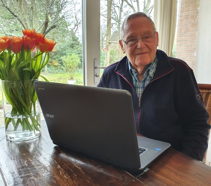 Rob van de Graaff uit Burgh-Haamstede is de bedenker van een goedkope energieneutrale vrijstaande woning.