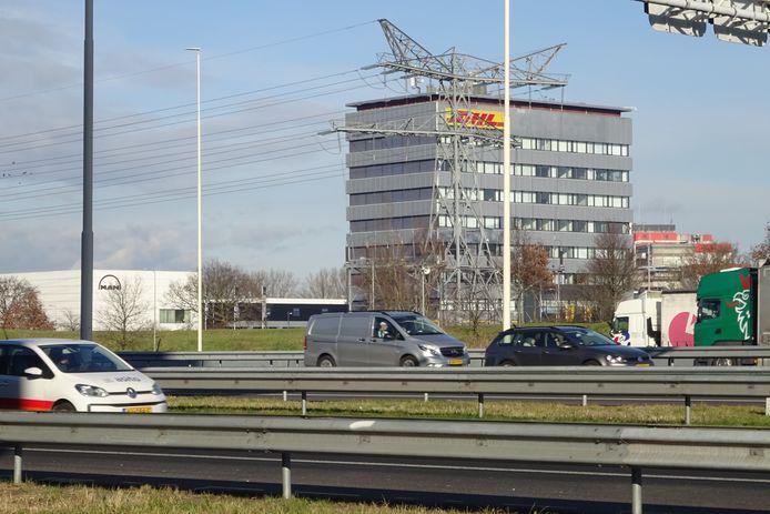 A2 bij Lage Weide.
