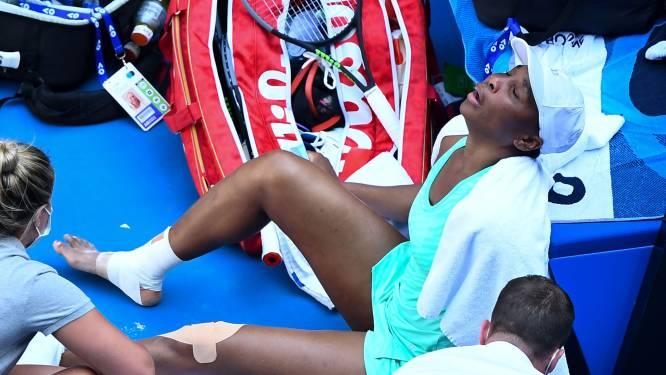 Tranen op de Australian Open: Venus Williams verovert harten met heroïsche aftocht, titelverdedigster Kenin wanhoop nabij na plotse uitschakeling