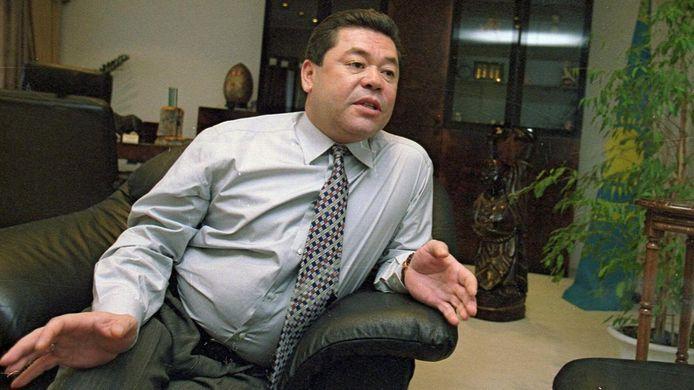 De Oezbeeks-Belgische miljardair Patokh Chodiev.