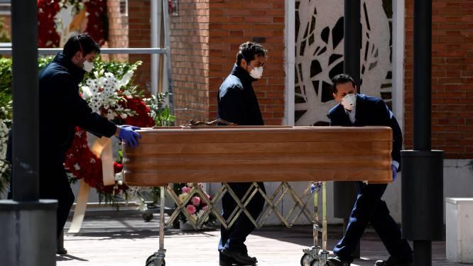 Ook Spanje heeft nu meer coronadoden dan China