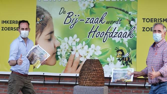 Nieuwe tentoonstelling in Lindepaviljoen zet bijen in de kijker
