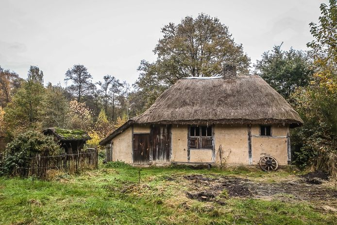 Het openluchtmuseum van Bokrijk