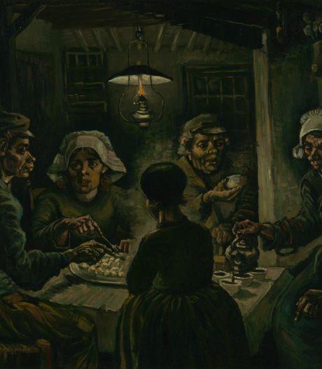 Grote expositie rond De Aardappeleters, volgens Van Gogh zelf 'het beste dat ik uiteindelijk maakte'