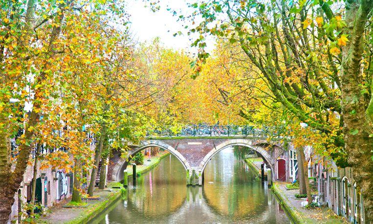 Tour de Libelle: slapen in Utrecht