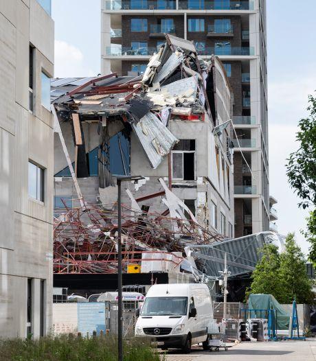 """Expert over instorting Nieuw Zuid: """"Gebouw in opbouw heeft nog niet zijn volledige stabiliteit"""""""