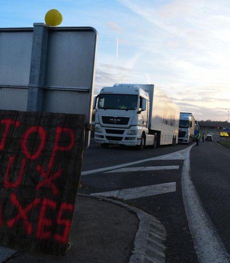 """Le routier suspecté d'avoir tué un """"gilet jaune"""" à Visé s'est rendu à la police"""